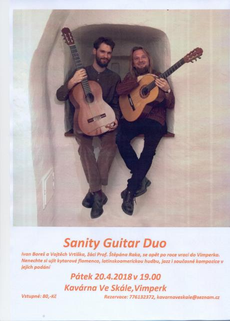 Sanity Guitar Duo