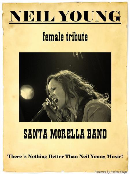 Koncert Santa Morella Band - Neil Young Female Tribute