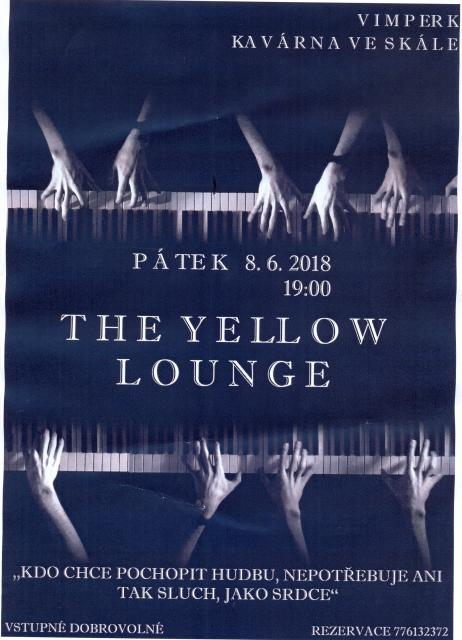 The Yellow Lounge - Ondřej Tomášek