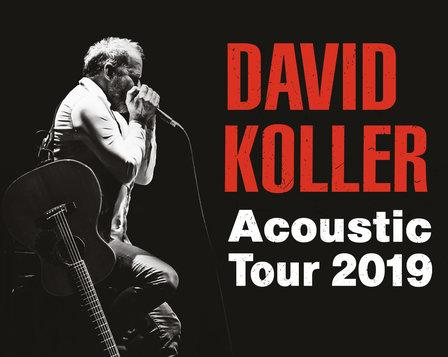 David Koller Acoustic Tour