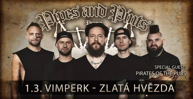 PIPES AND PINTS, SPECIAL GUEST: PIRATES OF THE PUBS