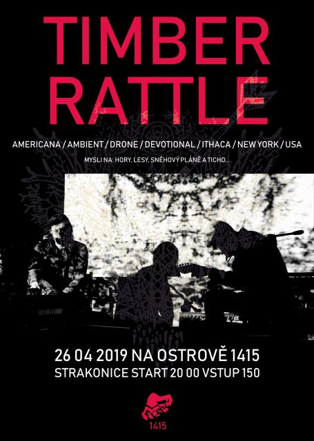 Timber Rattle / OSTROV 1415